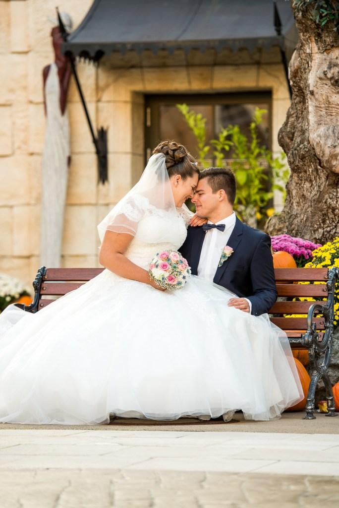 Hochzeit Dirk und Nadine Europapark