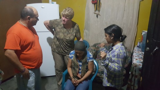 Jesus healed this lady from breast cancer