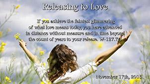 ReleasingtoLove111713