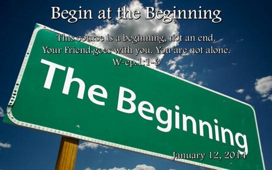 BeginBeginning011214