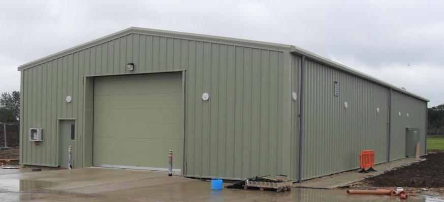 Storage Buildings By Miracle Span Steel Buildings
