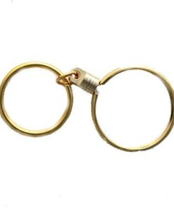 Key Chain Medallion Holder