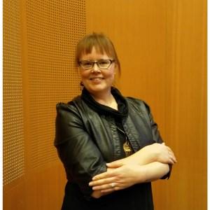 Podcastin tekijä Kaisa on myös vyöhyketerapeutti, jolla on hoitotila Helsingissä.