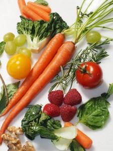 Siivosin pois sokerin ja viljan ja lisäsin tilalle kasviksia.