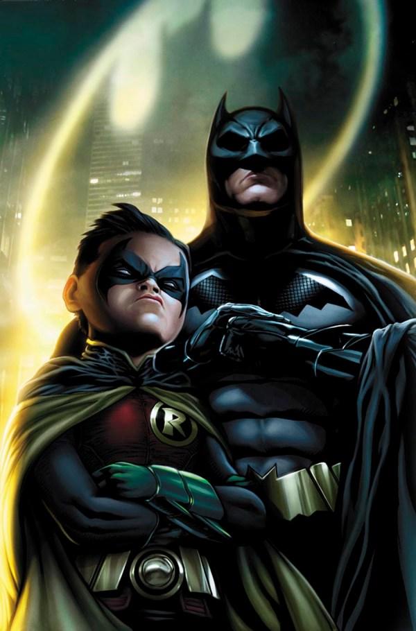 Batman Robin Art