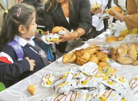 Alcaldía aún no resuelve tema del desayuno sólido en la Llajta