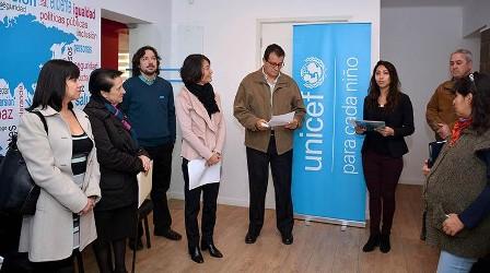 Unicef estrena su sede con apoyo de la Gobernación
