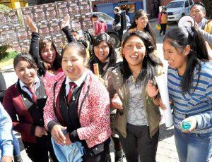 Concierto por Día Internacional de la Juventud
