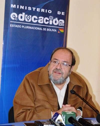 Aguilar: «Ningún estudiante debe ser procesado por expresar sus ideas»