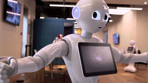 Japón desplegará en 2019 robots profesores de inglés