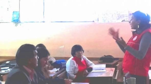 Centro técnico fortalece herramientas educativas para procesos inclusivos