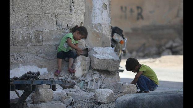 Más de 104 millones de niños y jóvenes no van a escuela en países en guerra