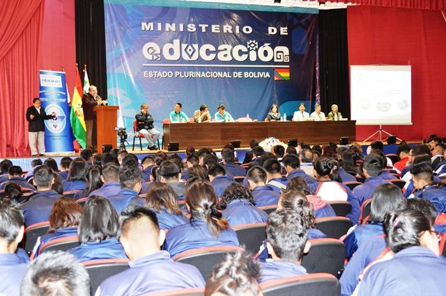 ESFM realiza su V Encuentro Académico