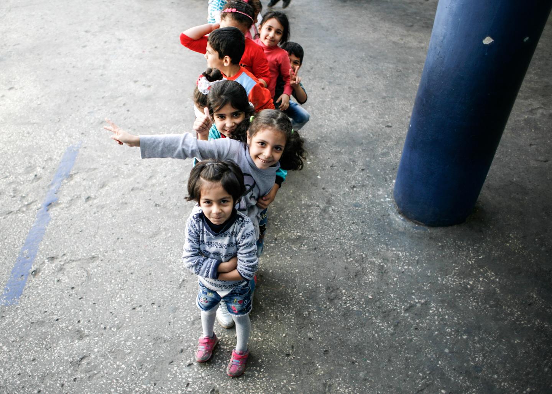 Los niños desplazados con discapacidades enfrentan múltiples barreras