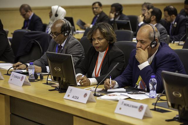 Global Education Meeting en Bruselas