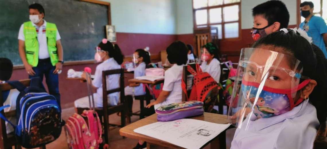 Educación evaluará posible ampliación del descanso pedagógico la siguiente semana