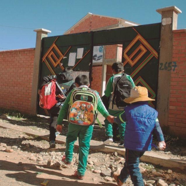 El 90% de las escuelas no tienen condiciones para volver a clases presenciales
