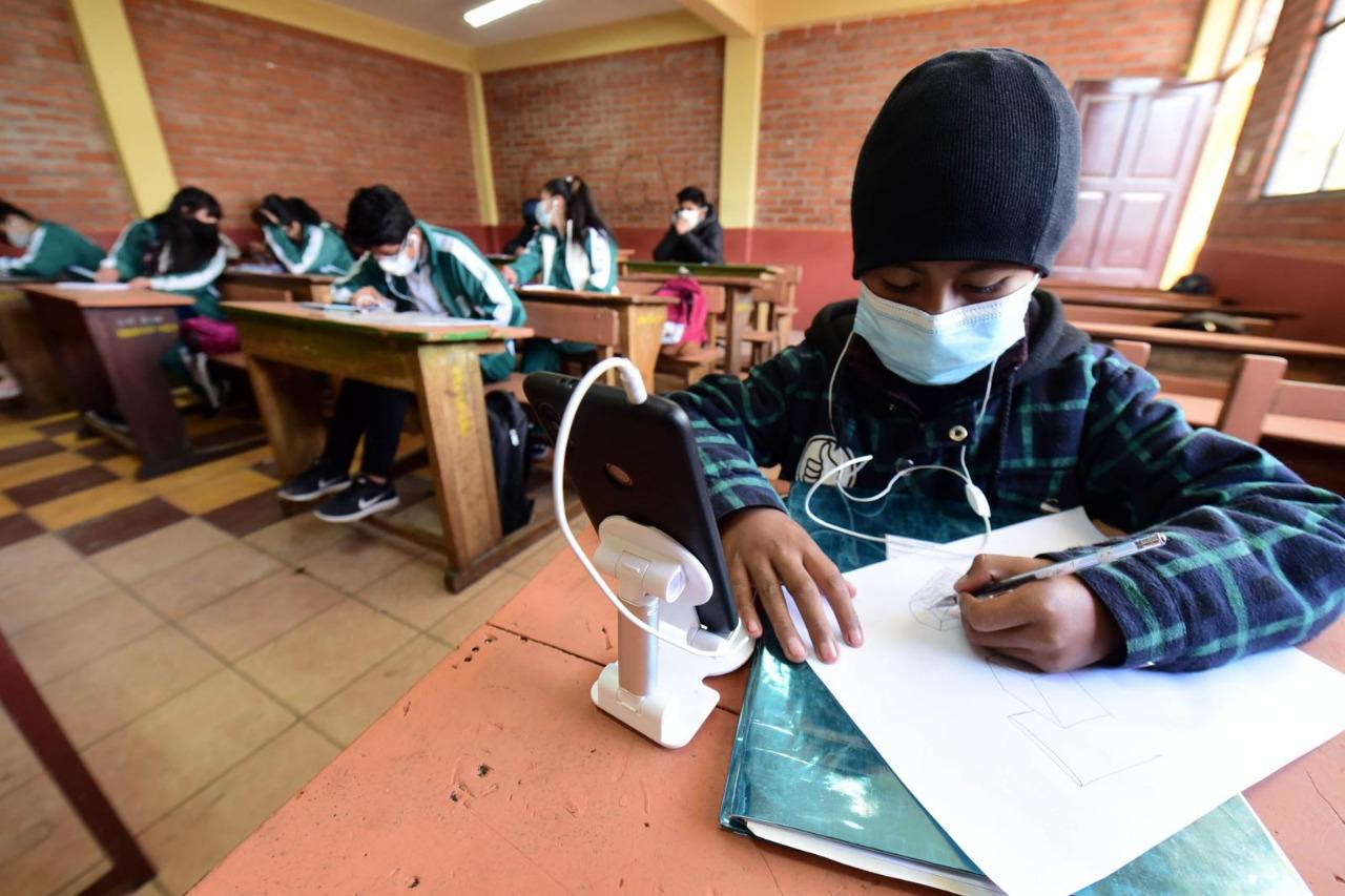 Educación: Cuando sea oportuno retornaremos a clases semipresenciales y presenciales