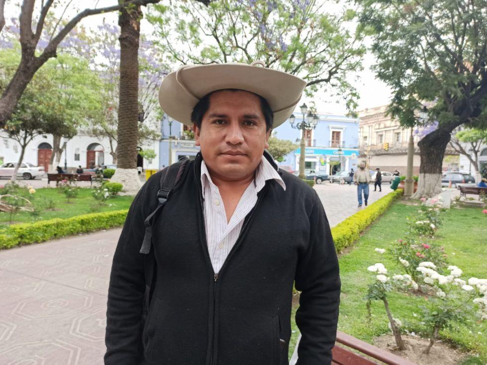 """Gutiérrez: """"En Bolivia urgen más políticas públicas de integración"""""""