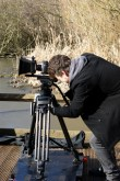 Cameraman Charlie Goodger