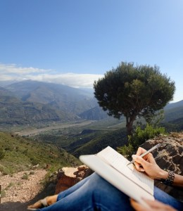 Residential creative writing courses in Spain