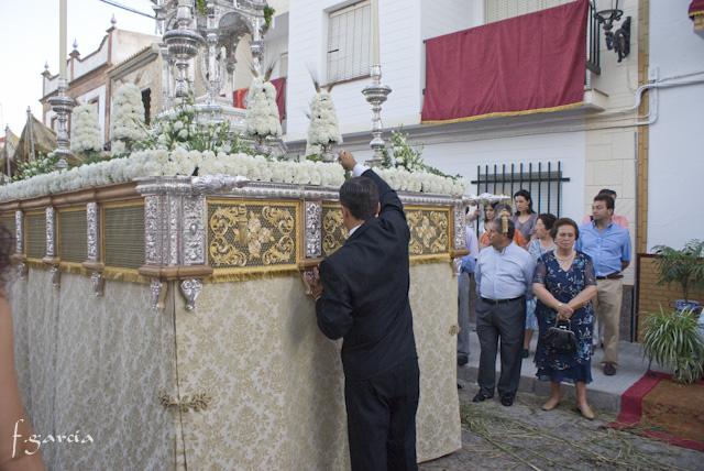 CORPUS CHRISTI EN OLIVARES