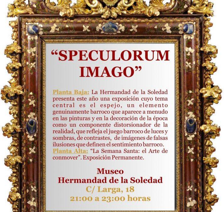 «SPECULORUM IMAGO»