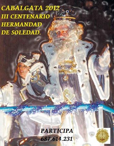 CABALGATA DE REYES MAGOS 2011