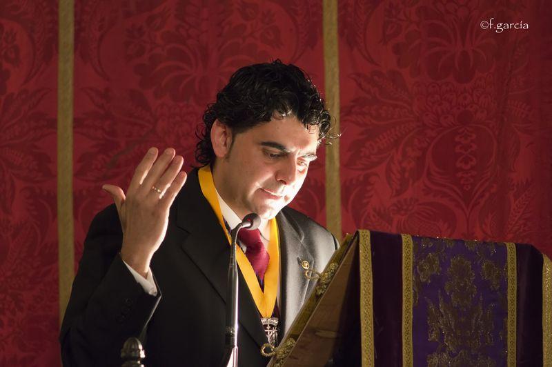 GALERÍA DE IMÁGENES DEL XVII PREGÓN DE LA SEMANA SANTA DE OLIVARES 2012
