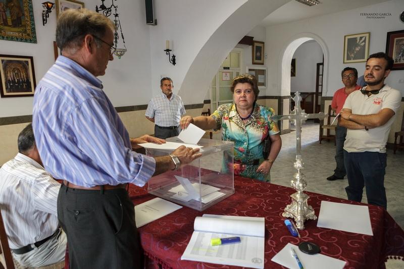 Dª MARÍA REYES FRAILE LÓPEZ, ELEGIDA HERMANA MAYOR