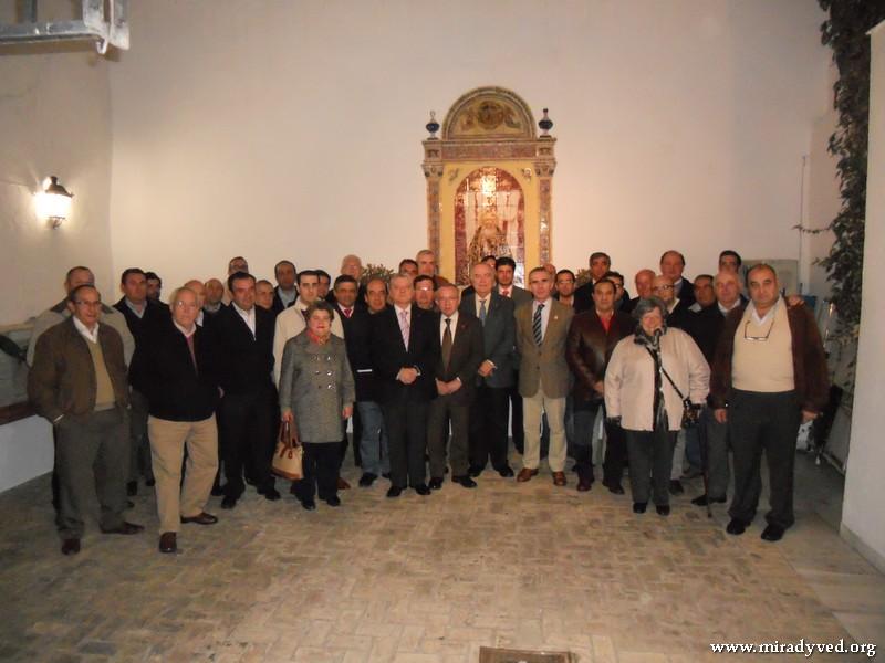 ELECCIÓN DE LA NUEVA JUNTA COORDINADORA DE LA FRATERNIDAD NACIONAL DE HERMANDADES Y COFRADÍAS DE LA SOLEDAD
