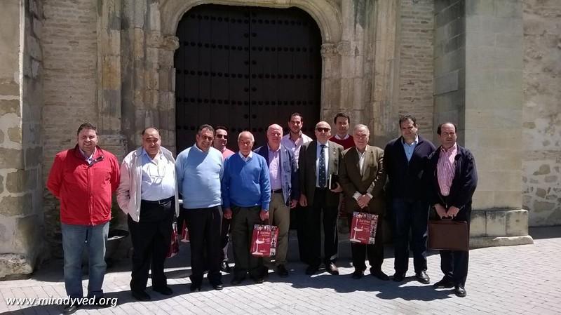 REUNIÓN PREPARATORIA DE LA XLI CONVIVENCIA NACIONAL DE HERMANDADES DE LA SOLEDAD