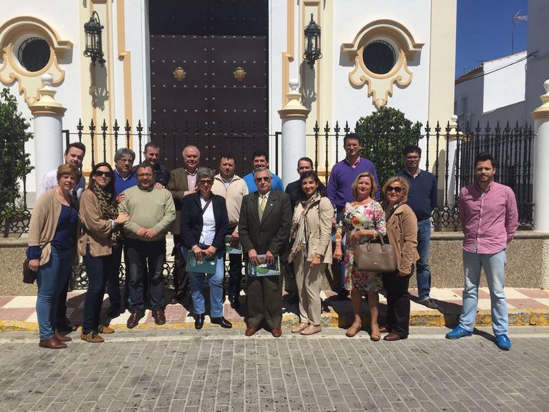 REUNIÓN PREPARATORIA DE LA XLIII CONVIVENCIA NACIONAL DE HERMANDADES DE LA SOLEDAD