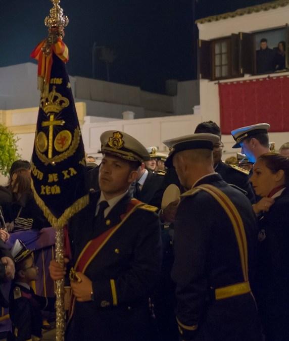 CONCIERTO DE LA BANDA DE CORNETAS Y TAMBORES «SANTÍSIMO CRISTO DE LA VICTORIA» DE LEÓN EN SEVILLA