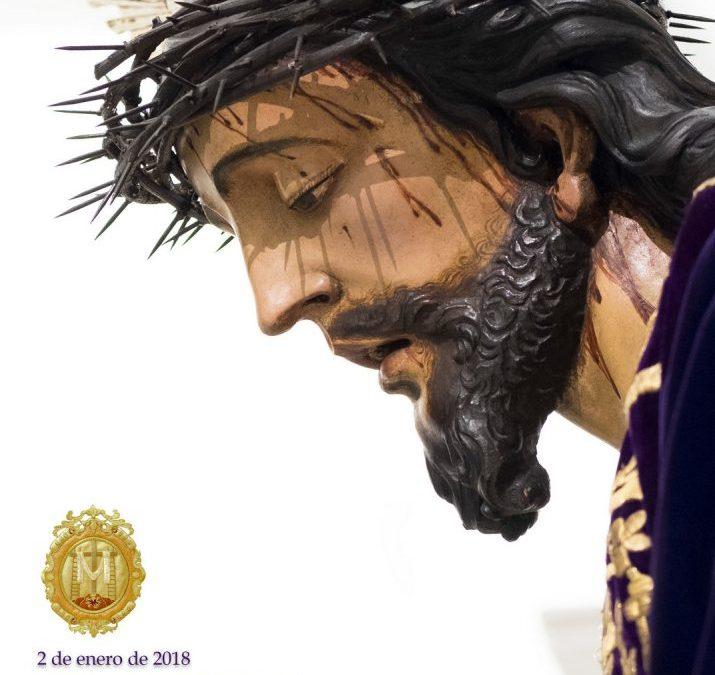 BESAMANOS A JESÚS NAZARENO 2018