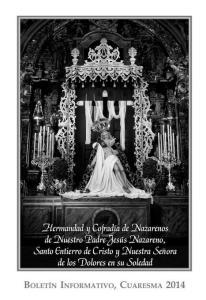 Boletín Cuaresma 2014