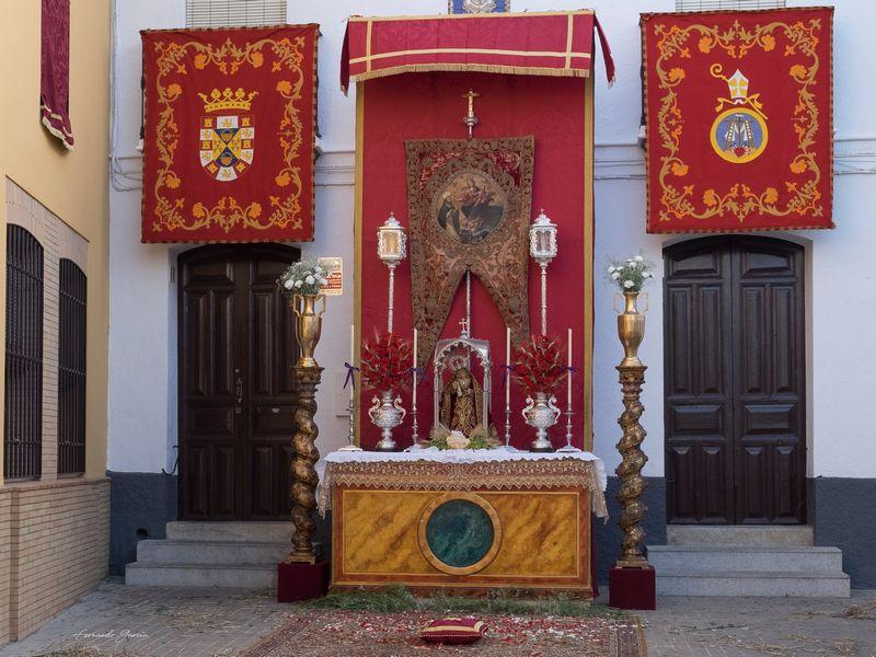 LA HERMANDAD DE LA SOLEDAD PARTICIPARÁ EN LA PROCESIÓN DEL CORPUS 2018