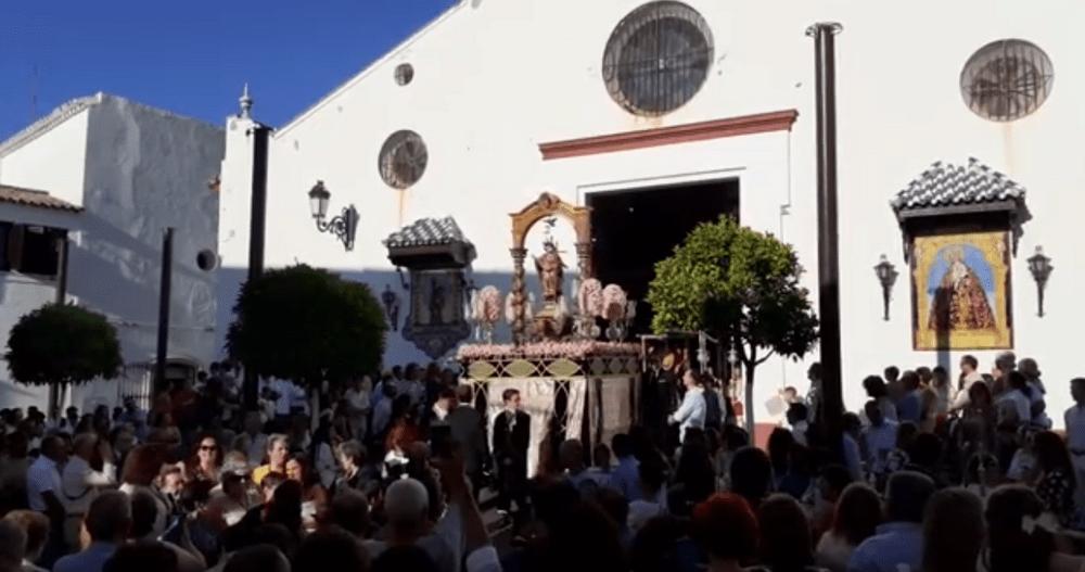 CORPUS CHRISTI 2019 EN OLIVARES