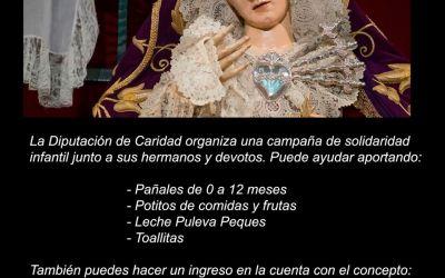 CAMPAÑA SOLIDARIA «TODOS JUNTOS SALDREMOS»