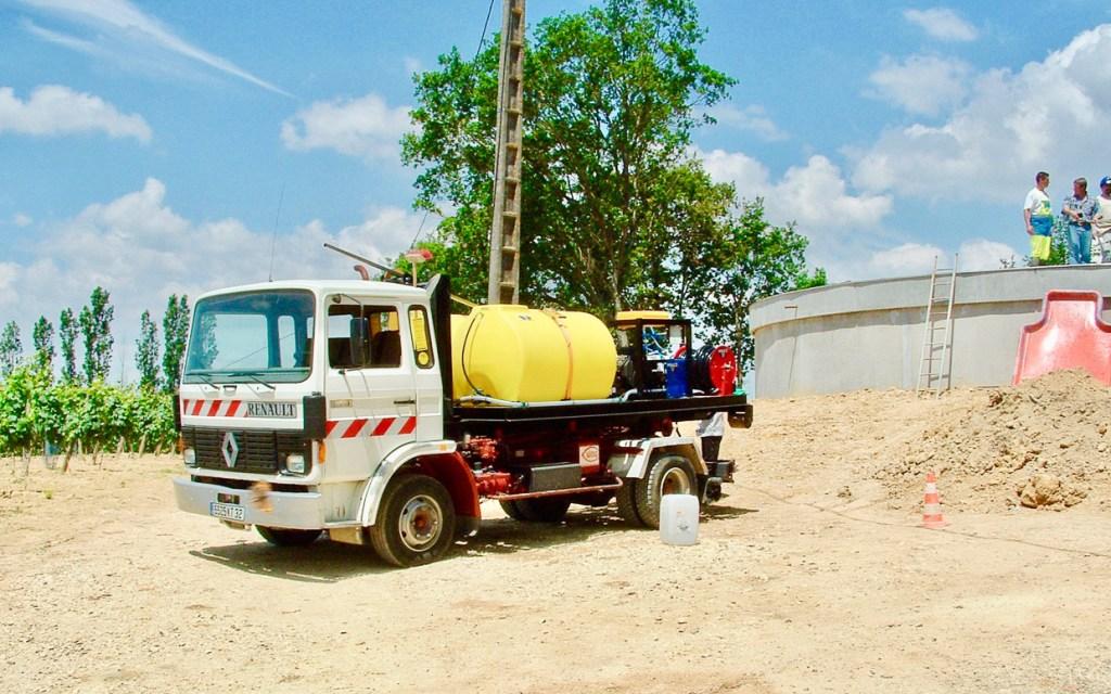 nettoyage desinfection bassins skid haute pression poids lourd andarta webpage