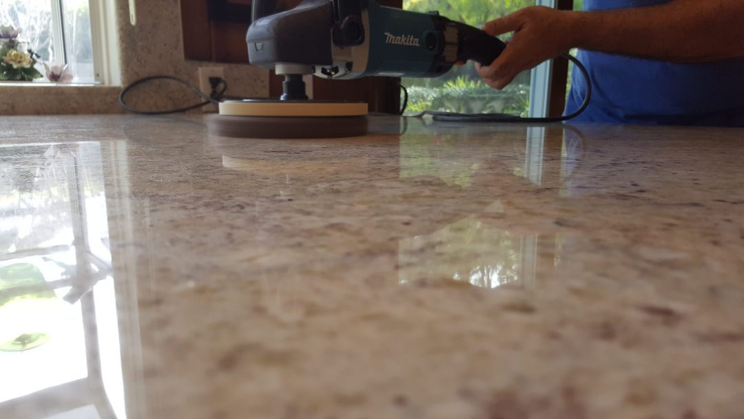 Countertop Polishing
