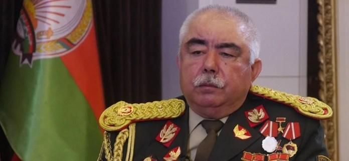 Savaş ağası Raşid Dostum: Afganistan'da askeri çözüm mümkün değil