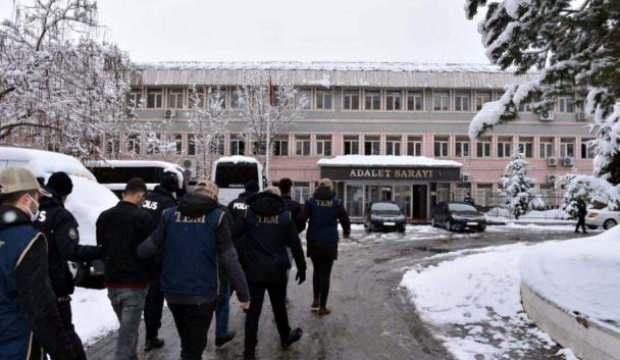 Muş merkezli terör operasyonu: 6 tutuklama