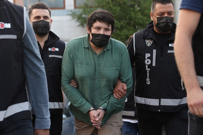 Çiftlik Bank soruşturması: 'Tosuncuk' adliyeye sevk edildi