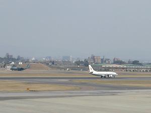 2001年 名古屋空港