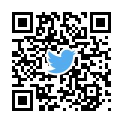MIRAI-UP Bird+ツイッターQRコード