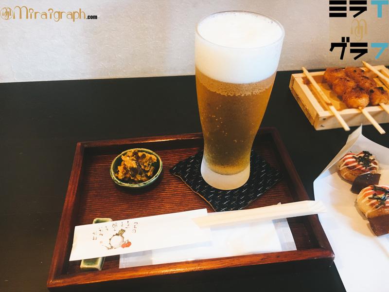 犬山城下町で食事と一杯