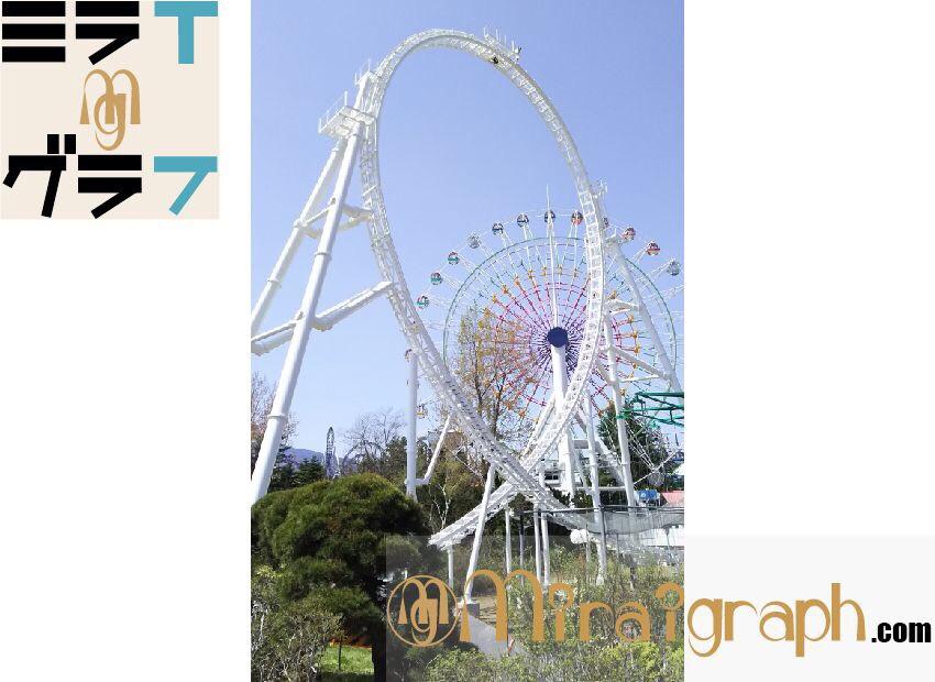 日本一決定戦!!7月9日ジェットコースターの日 pic by Wikimediacomons