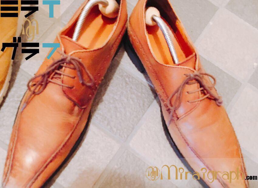 革靴の手入れの仕方は美しく長く使える!!9月28日は靴屋の日『今日というミライグラフ365』