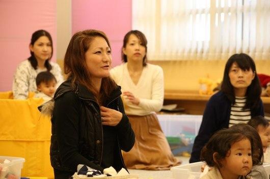堀内先生講演会 みらいママ講座 サイレントベビー